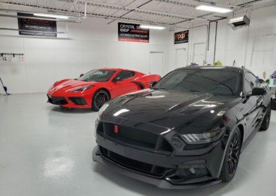 Superior Auto Detail Hartville, OH Garage 1