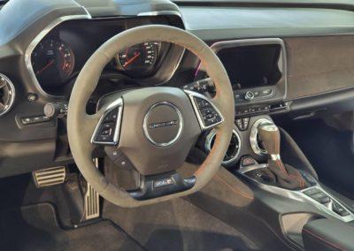 Interior Camaro