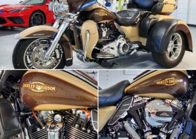 Ceramic Coating Harley Davidson