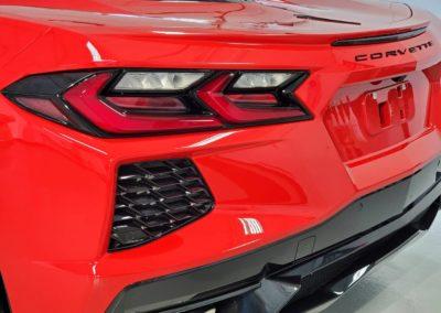 Ceramic Coating Corvette