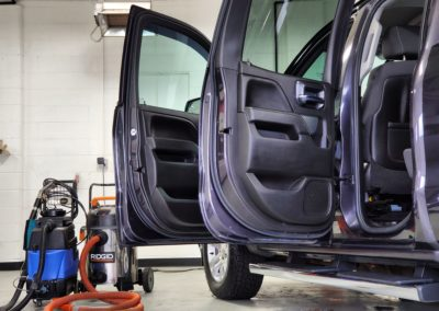 Superior Auto Detail Hartville, OH Interior Clean