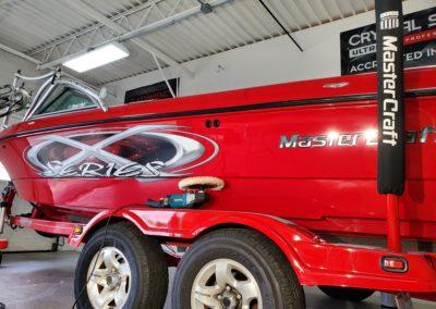 Superior Auto Detail Hartville, OH Boat 2