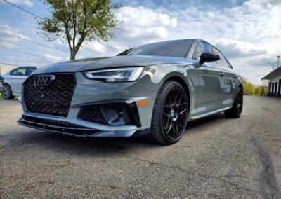 Superior Auto Detail Hartville, OH Audi