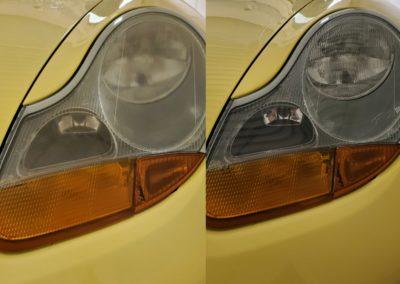 Superior Auto Detail Hartville, OH Headlights